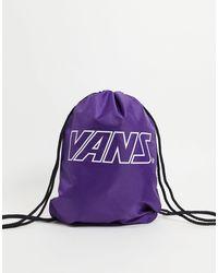 Vans Фиолетовая Сумка League-сиреневый - Пурпурный