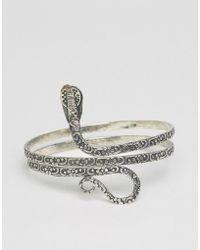 Raga - Snake Arm Bracelet - Lyst