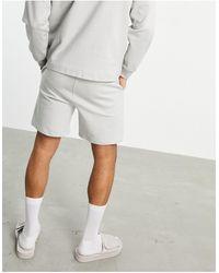 Pull&Bear Co-ord Shorts - Grey