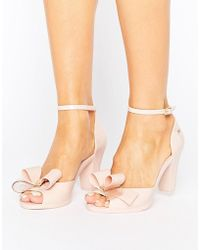 Zaxy | Diva Bow Sandal | Lyst