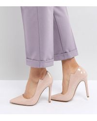 Lost Ink - Patent Court Shoes - Lyst