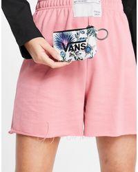 Vans Wallet Keychain - White