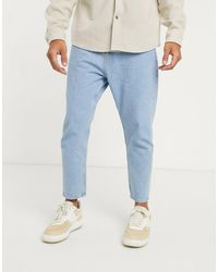 Pull&Bear - Relaxed Fit Jeans - Lyst