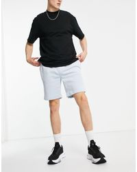 Good For Nothing Jersey Shorts - Blue