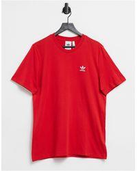 adidas Originals Essentials T-shirt - Red
