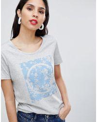 BOSS by Hugo Boss - World Logo T-shirt - Lyst