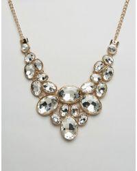 Ruby Rocks - Ruby Rock Statement Jewel Necklace - Lyst