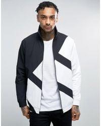 adidas Originals - Berlin Pack Bold Track Jacket In Black Bk7208 - Lyst