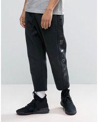 adidas Originals - Berlin Pack Eqt 7/8 Joggers In Black Bk7287 - Lyst