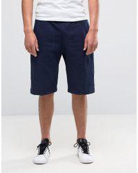 adidas Originals - X By O Shorts In Blue Bq3204 - Lyst
