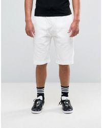 adidas Originals - X By O Shorts In White Bq3207 - Lyst