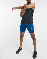 Nike Football Dry Strike Shorts - Blue