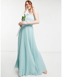 Oasis Bridesmaid Multiway Maxi Dress - Green