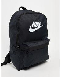 Nike - Черный Рюкзак Heritage-черный Цвет - Lyst