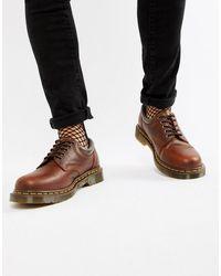 Dr. Martens - Коричневые Туфли Dr.martens 8053-коричневый - Lyst