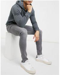 Brave Soul Ultimate - jeans skinny grigi - Grigio