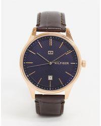 Tommy Hilfiger – 1791493 – Armbanduhr, - Braun