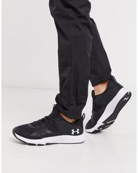 Under Armour Training Charged Engage Sneakers - Black