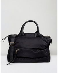 New Look - Padded Tote Bag - Lyst