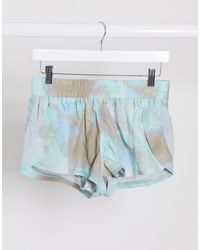 Free People To Dye For - Shorts - Groen