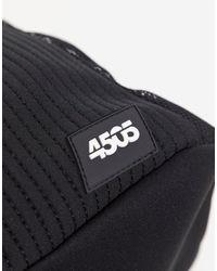 ASOS 4505 Running Gym Bag With Reflective Detail - Black