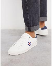 Lambretta Classic Court Sneaker - White