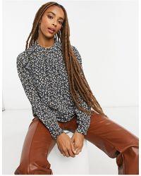 ONLY Блузка С Цветочным Принтом -мульти - Многоцветный
