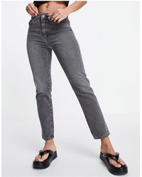 French Connection – stretch-jeans - Grau