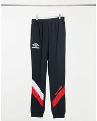 Umbro Sector Trackies - Blue