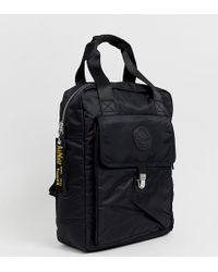Dr. Martens Large Flight Bag - Black