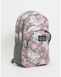 PUMA Розовый Рюкзак Academy-розовый Цвет - Многоцветный