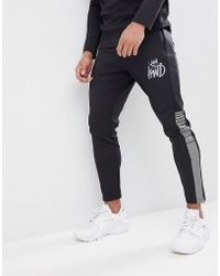 Kings Will Dream - Foley Joggers In Black - Lyst