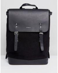 Sandqvist - Hege Backpack In Black - Lyst