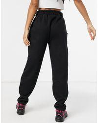 Bolongaro Trevor Slim Fleece Back Textured Jersey sweatpants - Black