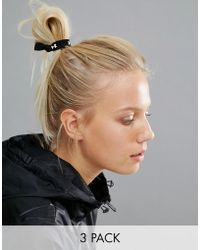 Under Armour - 3 Pack Hair Ties - Lyst