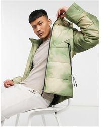 Tom Tailor Heavy Puffer Jacket - Green
