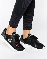 Le Coq Sportif R Xvi Sneaker - Black