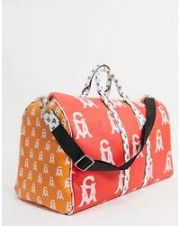 Steve Madden Blassive Shopper Bag With Logo Motif - Pink
