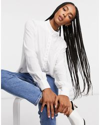 Object - Button Through Blouse - Lyst