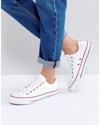 converse chuck taylor all star ox americana embroidery