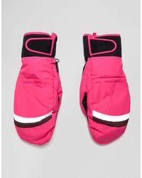 Didriksons Didriksons Spirit Ski Mittens - Pink
