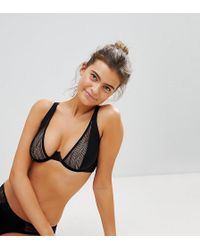 Wolf & Whistle - G Cup High Apex Bra - Lyst