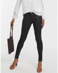 Mango Skinny Jeans - Black