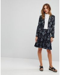 MAX&Co. - Max&co Pericle Floral Skirt Co-ord - Lyst