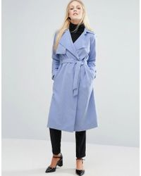 Girls On Film - Trench Coat - Lyst