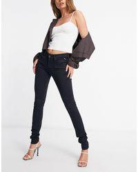 Replay New Luz Hyperflex - Stretch Denim Jeans - Blauw