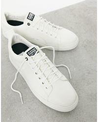 G-Star RAW Zlov - Baskets - Blanc