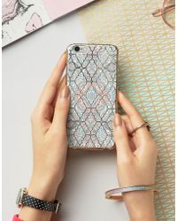 New Look - Tile Print Iphone 6 Case - Lyst