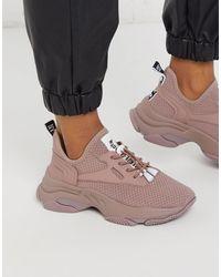 Steve Madden Chunky sneakers en rosa Match