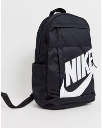 Nike – Elemental – er Rucksack - Schwarz